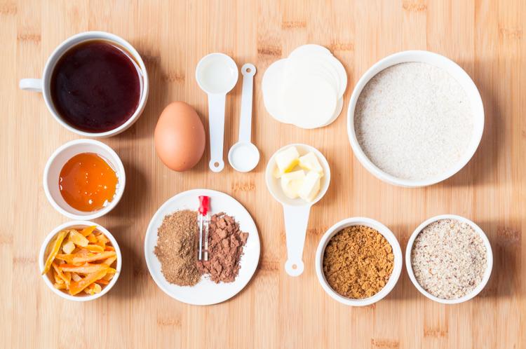 Ingredientes Nürnberger lebkuchen
